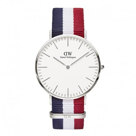 Montre daniel wellington cambridge ref dw00100017 o40 sv nato